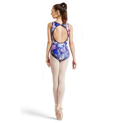 MAILLOT REVERSIBLE OPEN BOW BLOCH
